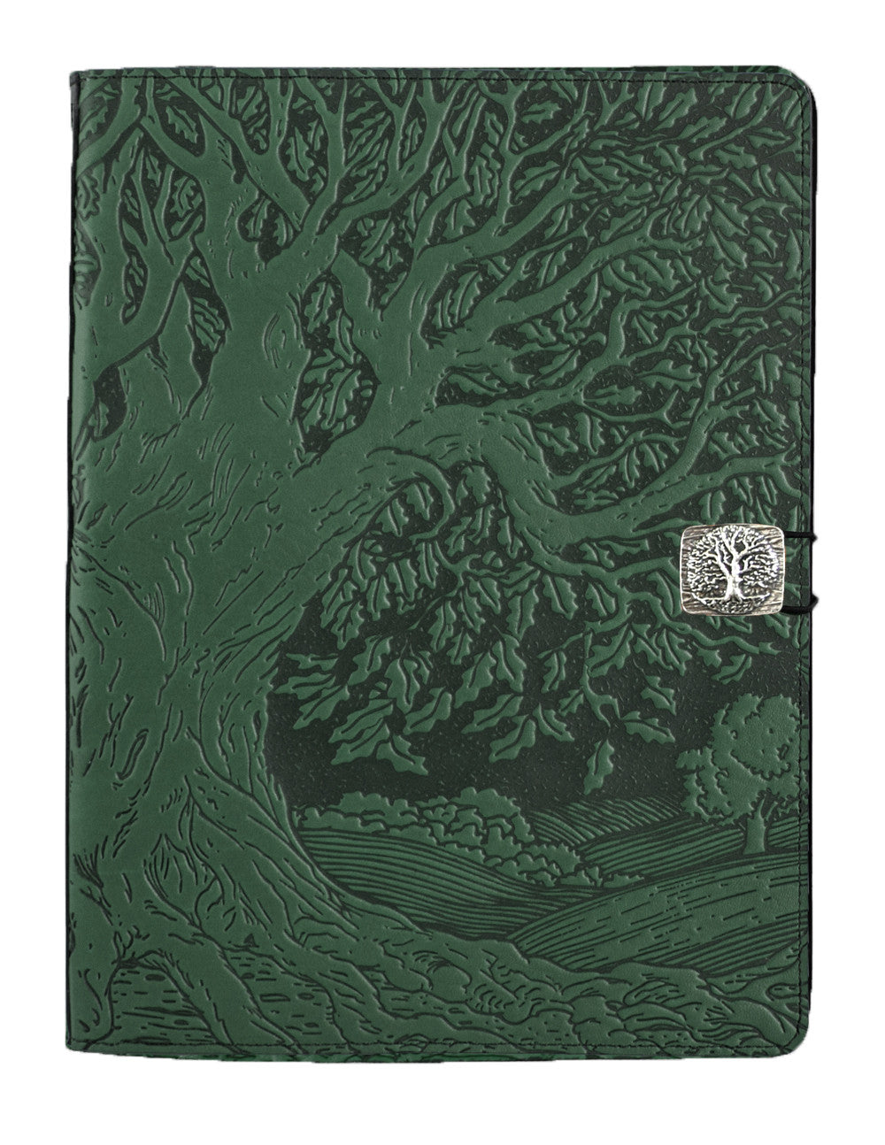 Leather iPad Pro Covers, Cases | Tree of Life | Oberon Design