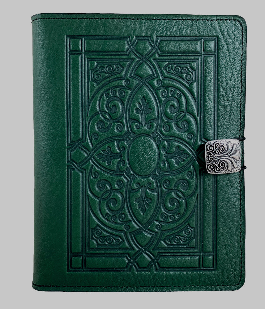 SPECIAL RETRO | Kindle Paperwhite or Voyage Cover | Florentine in Green