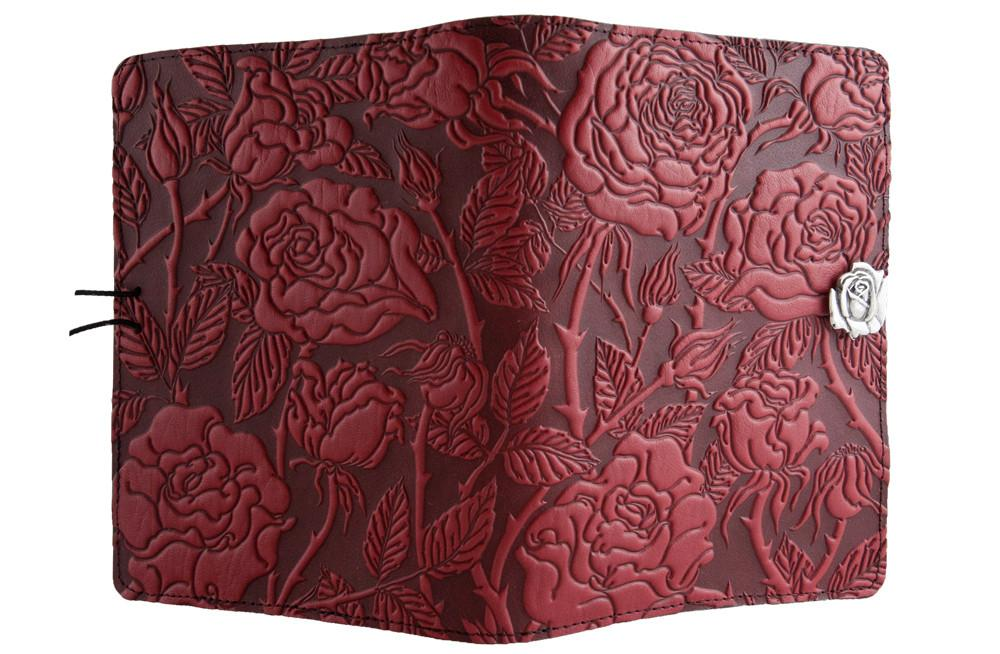 Leather Cover for Kindle e-Readers | Wild Rose
