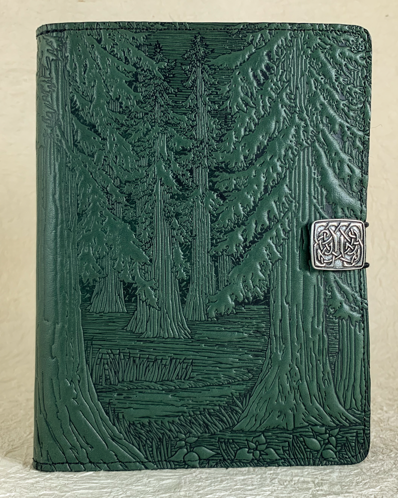 SPECIAL RETRO | Kindle Paperwhite or Voyage Cover | Forest in Green