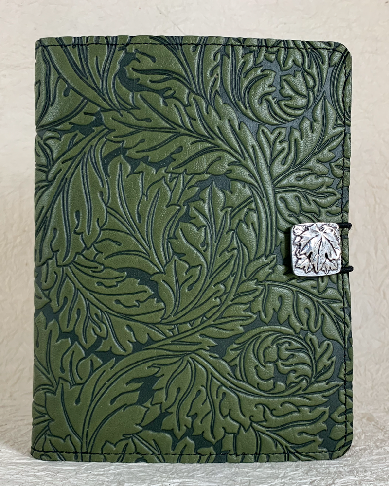SPECIAL RETRO | Kindle Paperwhite or Voyage Cover | Acanthus in Fern