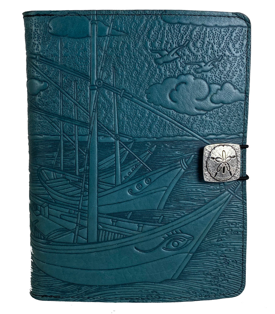 SPECIAL RETRO | Kindle Paperwhite or Voyage Cover | Van Gogh Boats in Sky Blue