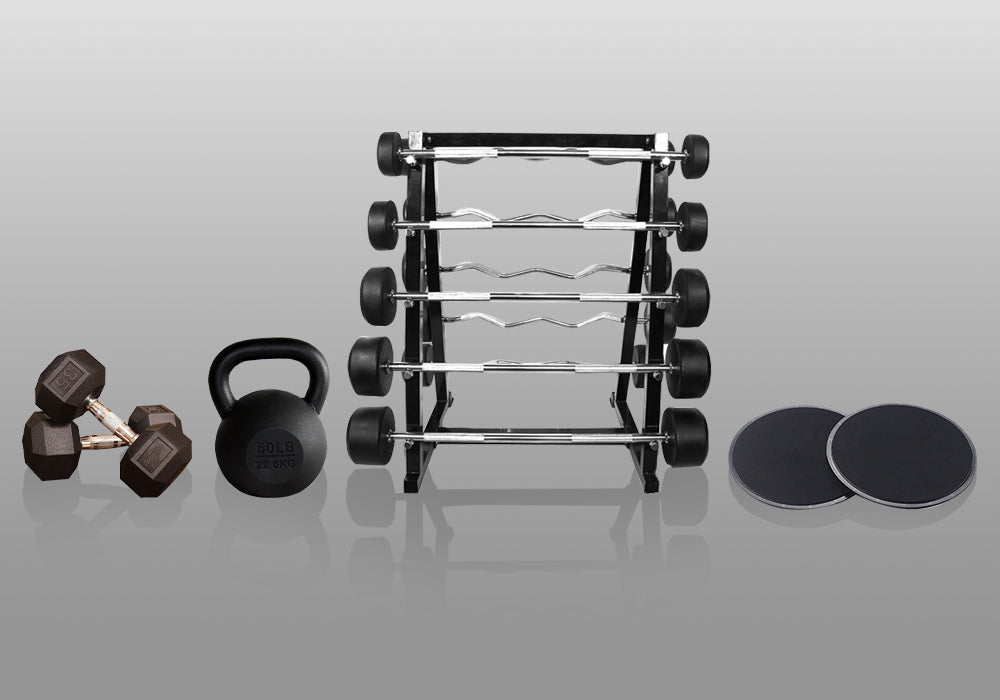 Small-sized fitness equipment