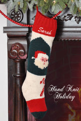 Bernat Santa Christmas Stocking