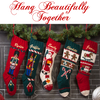 mary maxim chrismas stockings