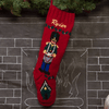 Mary Maxim Christmas stocking