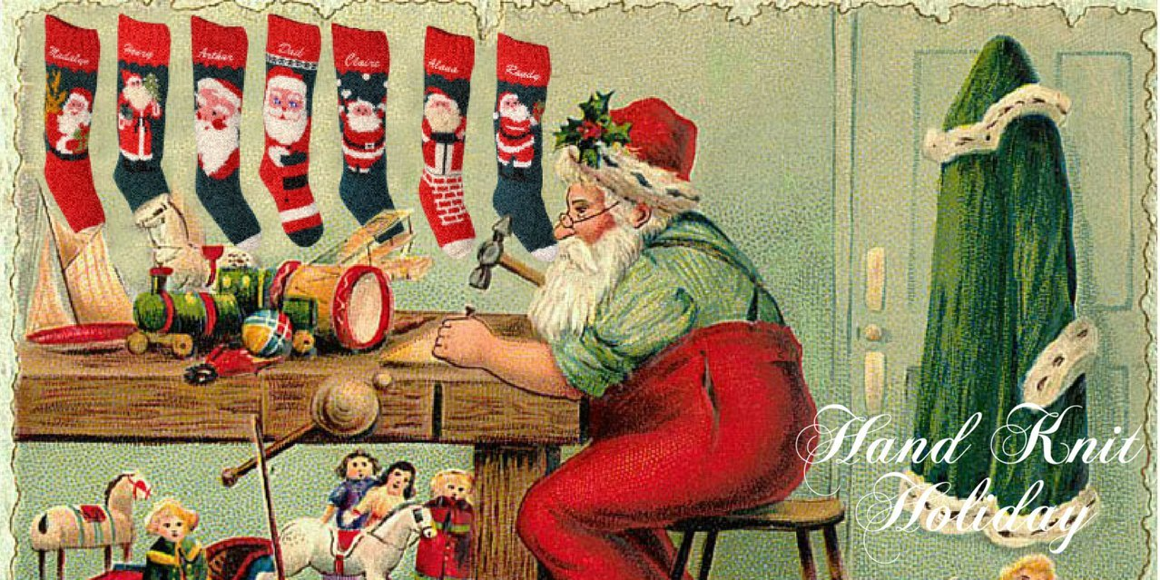 Mary Maxim christmas stockings