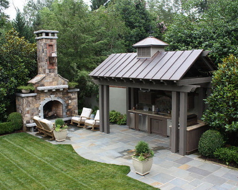 outdoor-kitchen-houzz