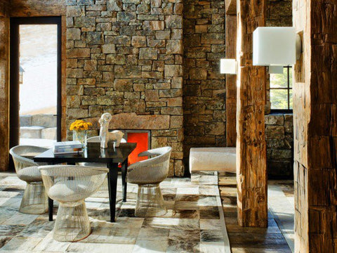 Natural Stone Wall Room Part 78