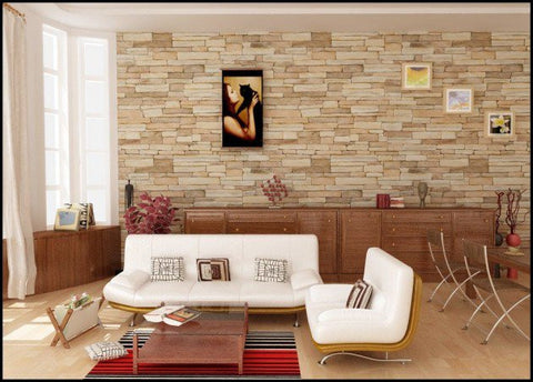 Living Room Natural Stone Part 23