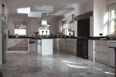 kitchen-travertine-floor