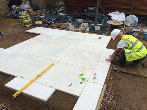 Practical Advice On How To Lay Marble Floor Tiles