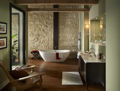 elegant-bathroom-stone-wall