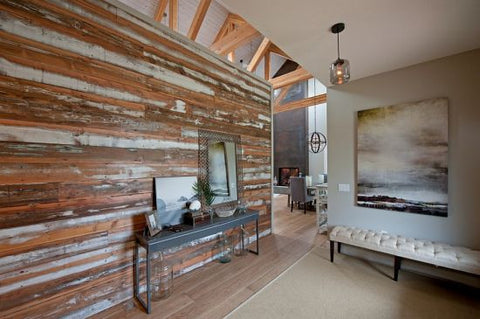salvaged-wood-accent-wall