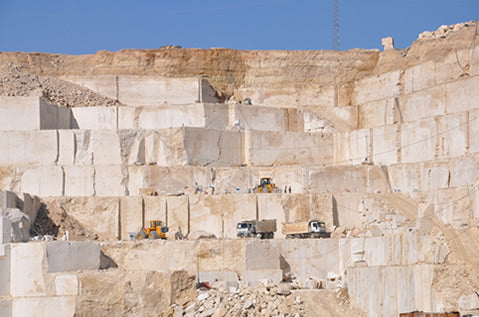 travertine-quarry
