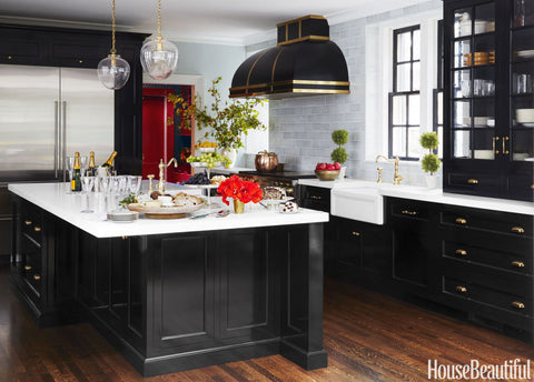 black-kitchen-house-beautiful