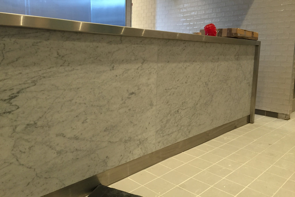 Marble for restaurants