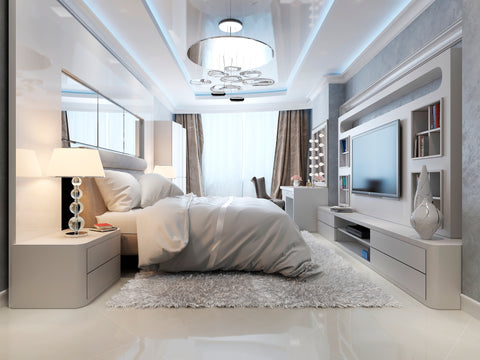 The Marble Floor A Stellar Solution For Your Bedroom