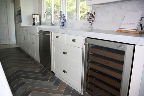 Herringbone Pattern For Stone Tiles 7 Trendy Zigzag Ideas