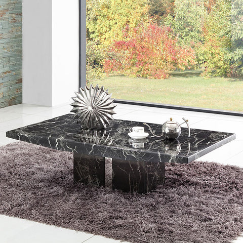 black-marble-coffee-table