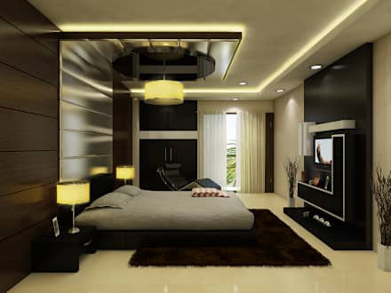 contemporary-bedroom-homify