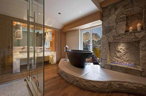 bathroom-stone-platform