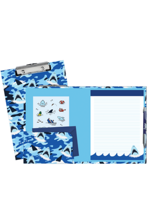 Sharks Clipboard Set