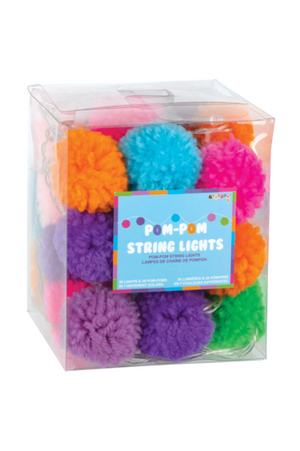 Pom-Pom String Lights