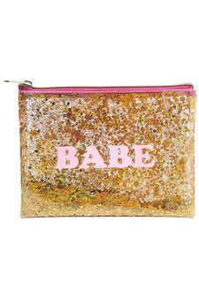 Babe Cosmetic Bag