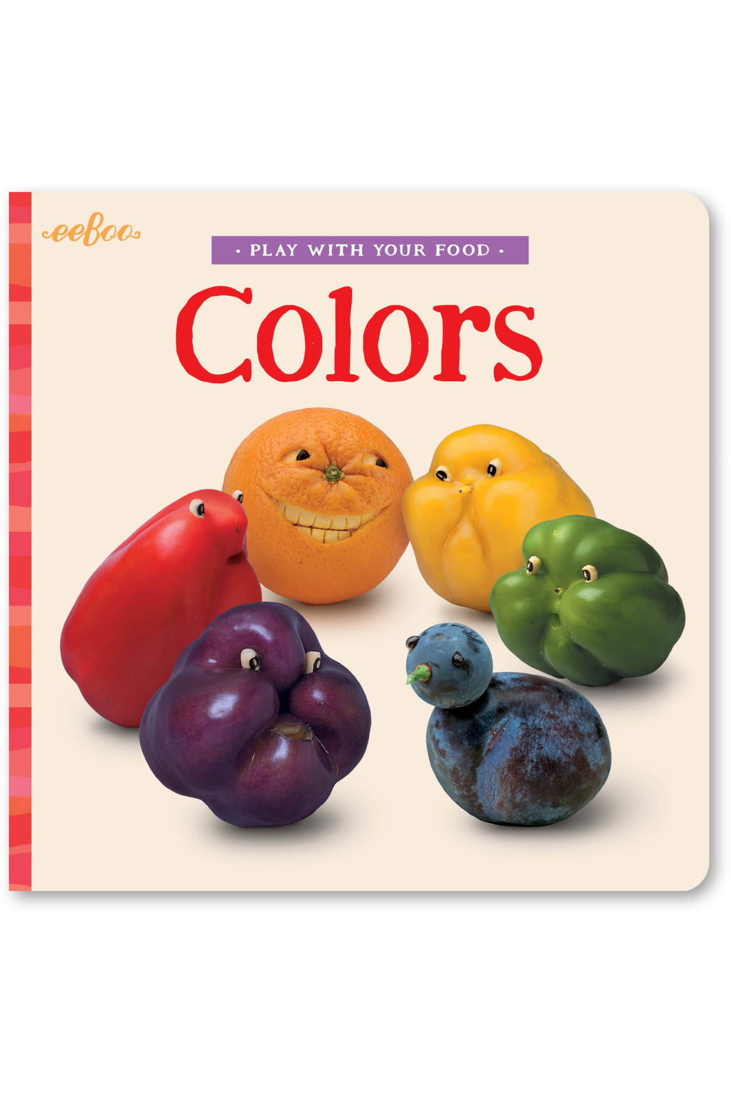 Play With Your Food- Colors