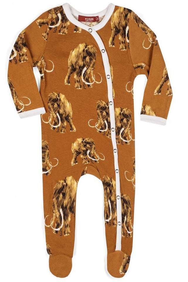 Woolly Mammoth Romper