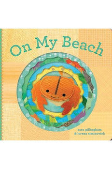 On My Beach Finger Puppet Book