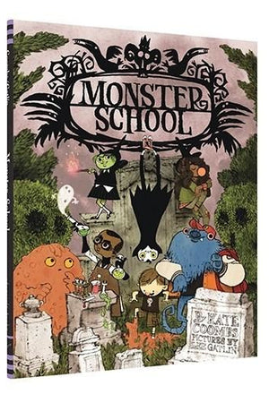 Monster School - Pink Possum