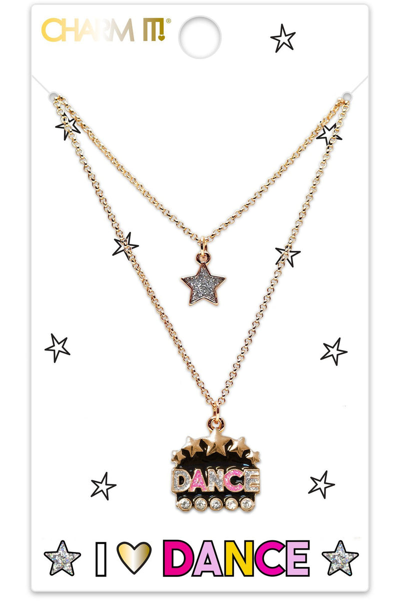 Dance Necklace Set