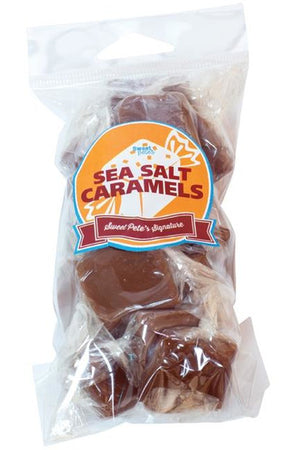 Bagged Sea Salt Caramels