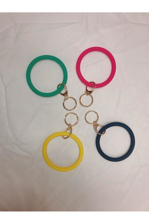 O Ring Key Chain