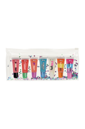 Daze Of The Week Variety Pack Lip Gloss - Pink Possum