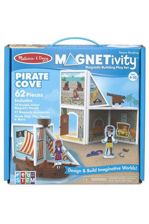 Magnetivity - Pirate Cove - Pink Possum