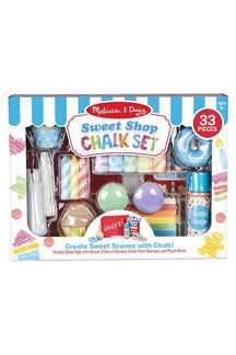 Sweet Shop Chalk Play Set - Pink Possum