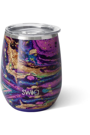 Purple Rain Stemless Wine Cup (14oz)