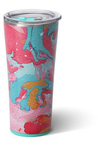 Cotton Candy Tumbler  (22oz)