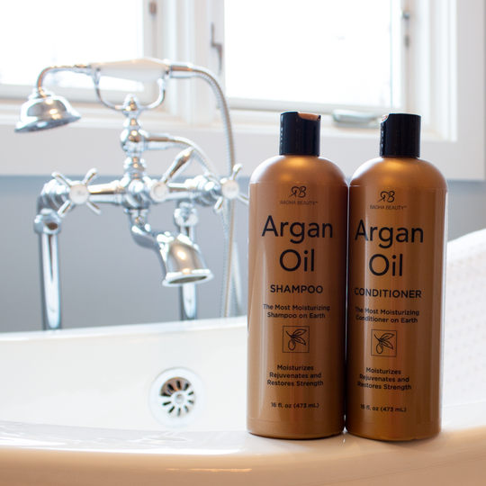 Change Your Hair and Skin with Two Products