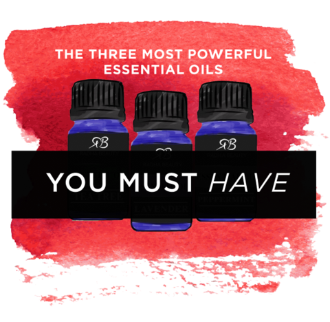 The 3 Most Powerful Essential Oils You Must Have