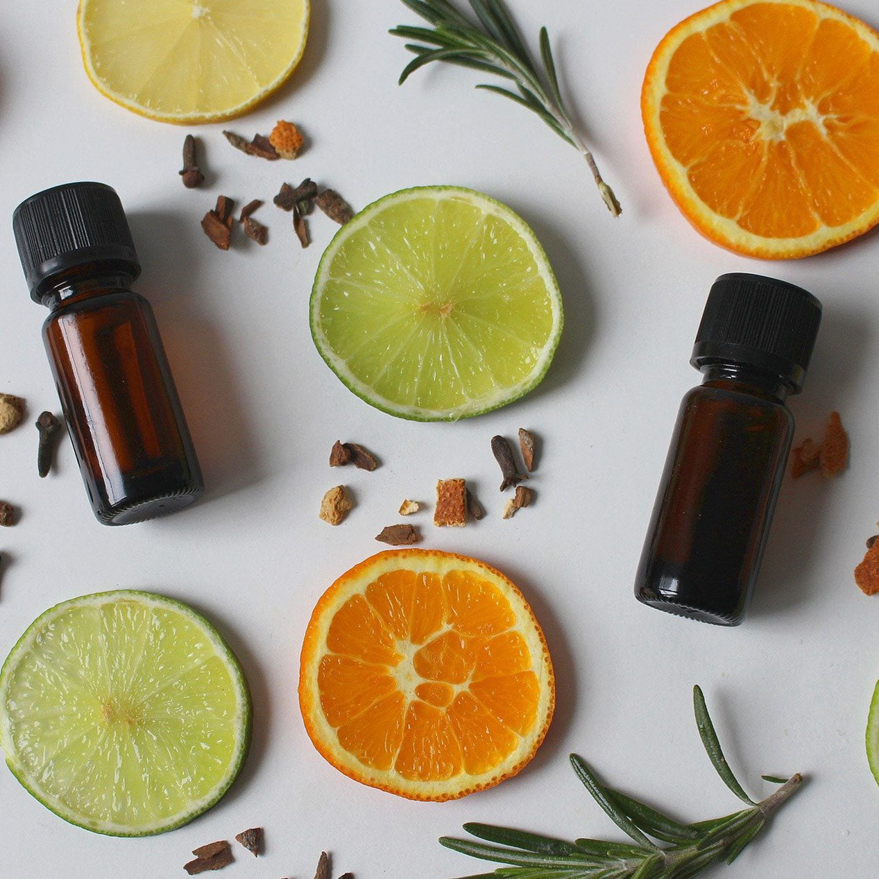 Green Cleaning Methods with Essential Oils