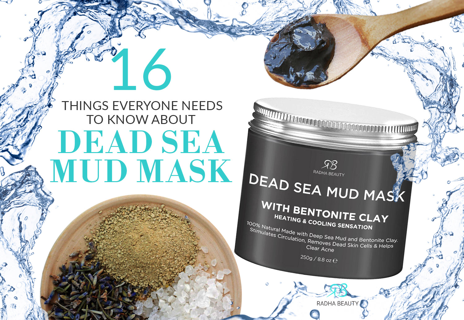 16 Things Everyone Needs To Know About Dead Sea Mud Mask