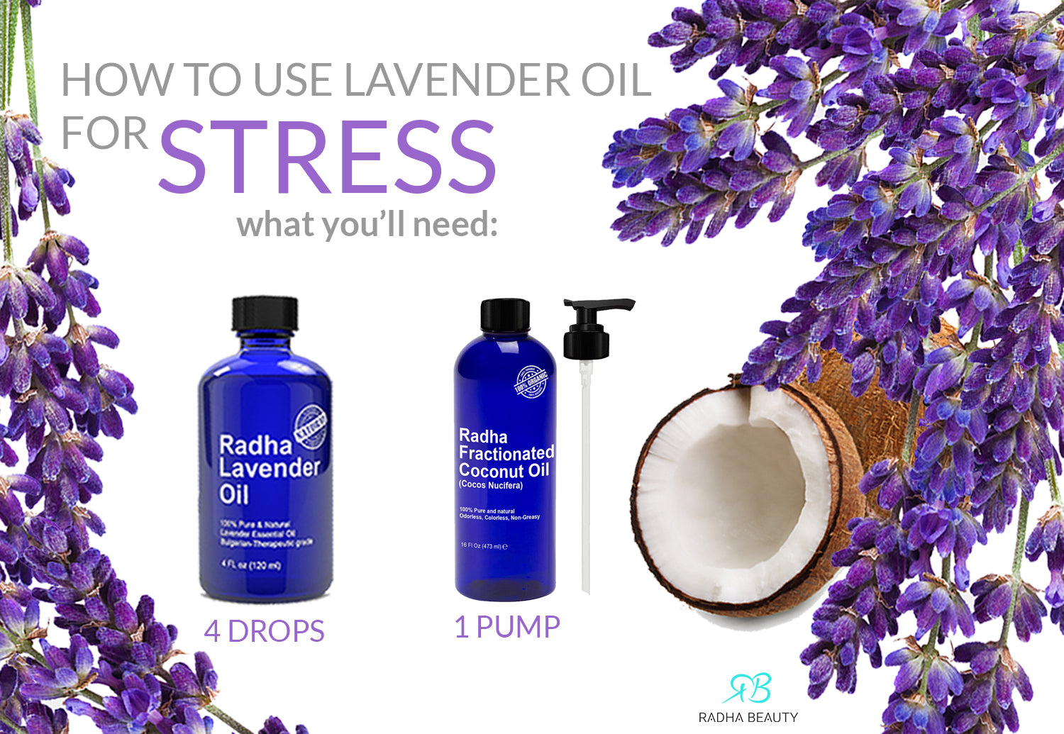 foto 4 Ways to Use Lavender