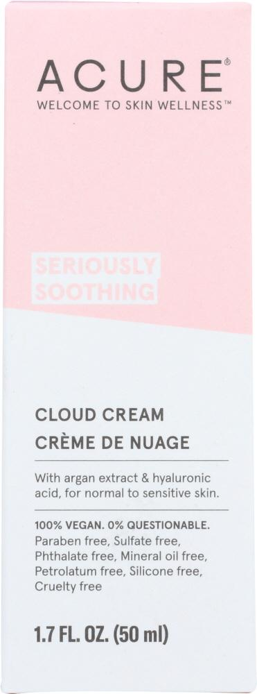 ACURE Facial Cloud Cream Soothing, 1.7 Fo