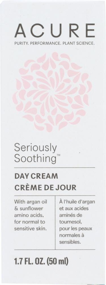 ACURE Seriously Soothing Facial Day Cream, 1.7 Oz