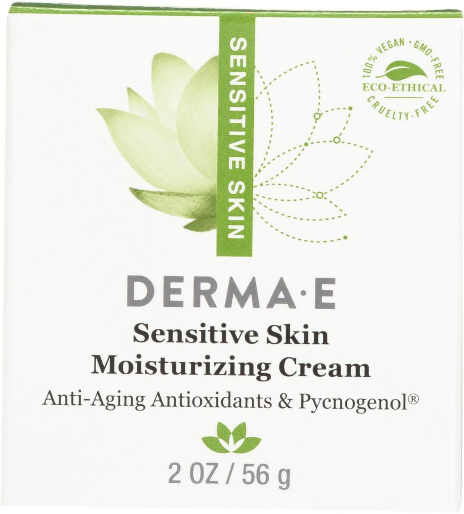 DERMA E Soothing Moisturizing Creme With Pycnogenol, 2 Oz
