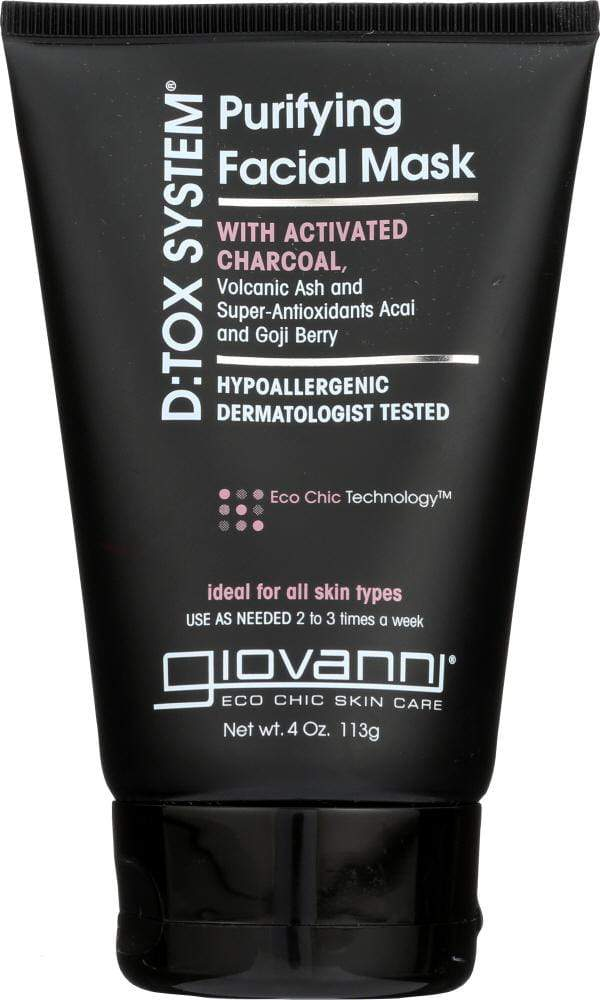 GIOVANNI Purifying Facial Mask, 4oz